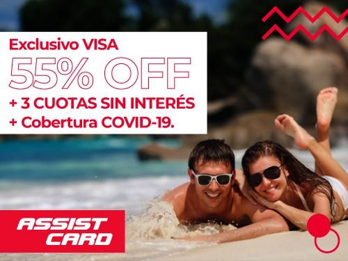 Asistencia al Viajero Exclusivo VISA