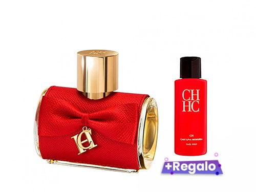 CAROLINA HERRERA CH PRIVEE EDP X30ML + Body lotion CH