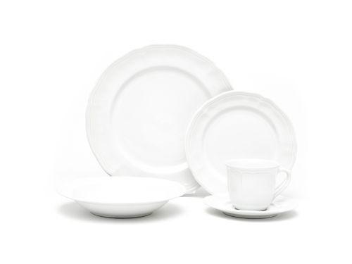 Juego de Vajilla 24 Piezas porcelana Roberta Allen