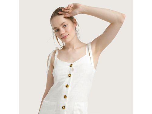 Sybilla vestido con botones