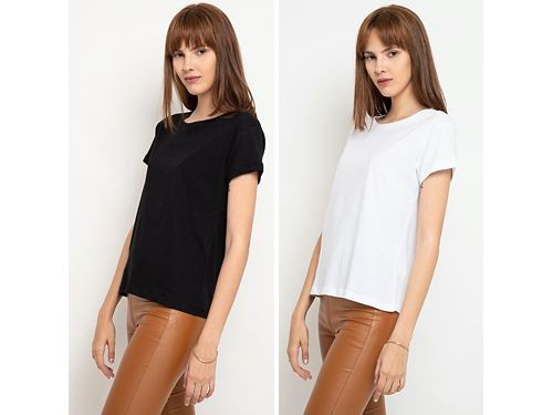 University Club pack de 2 remeras mujer