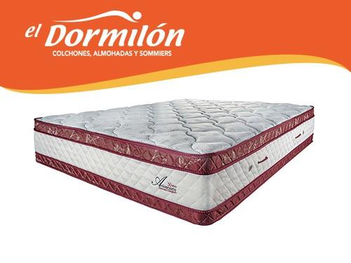 Colchon 2 Plazas 140x190 Correct Comfort  El Dormilon