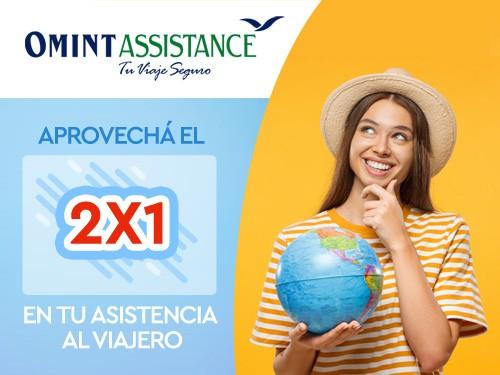 2x1 en Seguro de viaje, Cobertura COVID USD 30000, ideal Rio