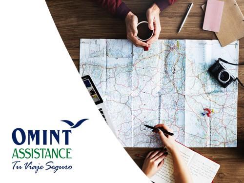 Asistencia de viaje USD 55000, Cobertura COVID, ideal viajes al Caribe