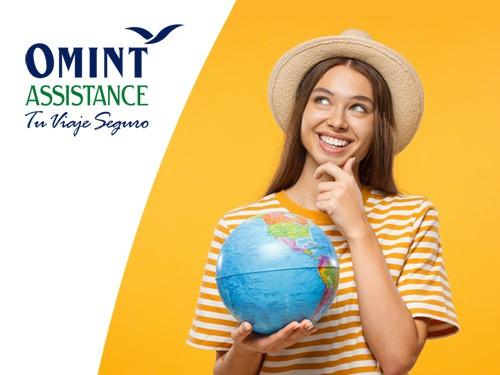 Asistencia de viaje USD 90000, Cobertura COVID, ideal viajes al Caribe