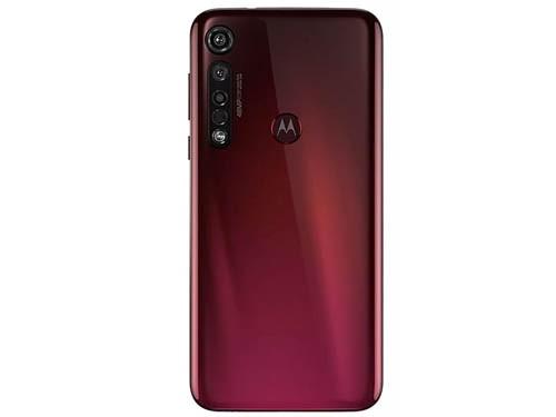 "Celular Moto G8 Plus Pink 6.3"" Octa-Core 4GB+64GB Triple Cam Motorola"