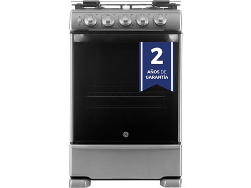 Cocina Multigas CG756I 4 Hornallas 56Cm GE APPLIANCES