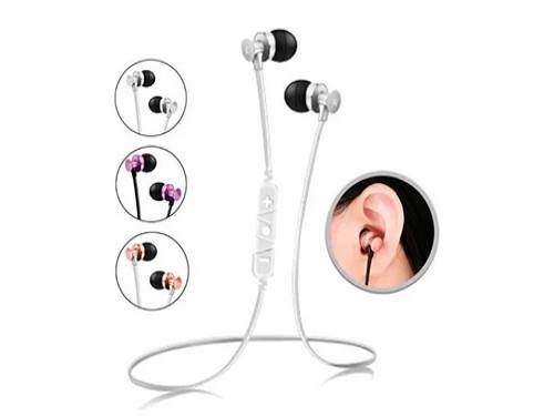 Auriculares In Ear Bluetooth iPhone Deportivo Android