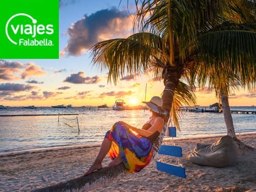 Paquete a Cancún en cuotas sin interés