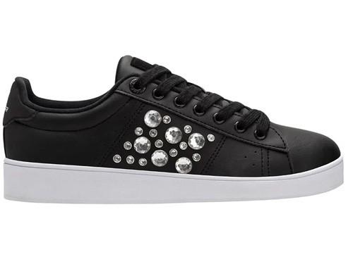 Zapatillas de Mujer Topper Candy Stones Negras - Moda