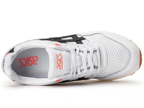 Zapatillas de Moda Asics Gelsaga Hombre Blancas