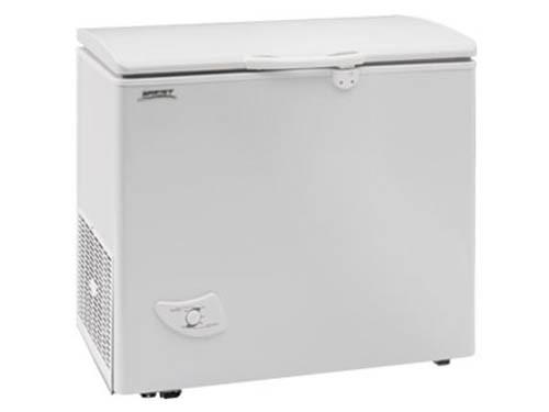 Freezer Dual 224lts Blanco con Ruedas Briket