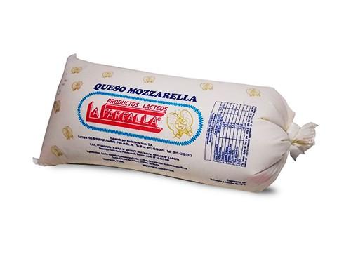 MOZZARELLA CILINDRO X3KG LA FARFALLA