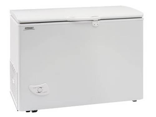 Freezer Dual 295lts Blanco con Ruedas Briket