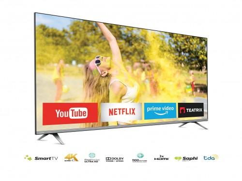 """TV LED SMART 4K 50"""" Philips"""