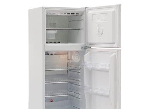 Heladera con freezer 250lts Briket