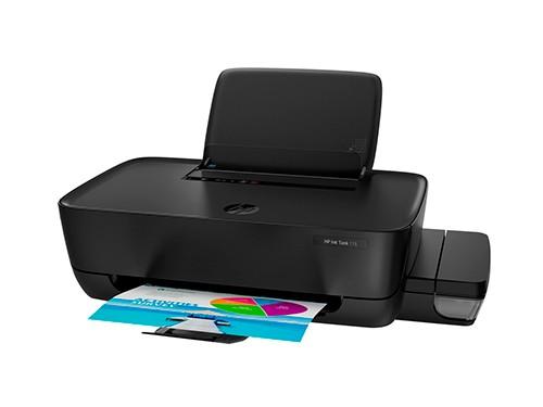 Impresora Monofunción HP InkTank 115