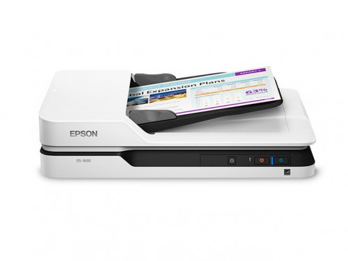 Escaner Epson Ds-1630 Digitalizador Duplex Doble Faz