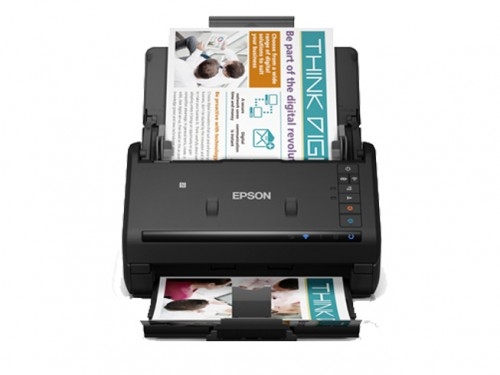 Escaner Epson Es-500w Workforce Wifi Duplex