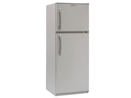Heladera Gris Plata con Freezer 250lts Briket