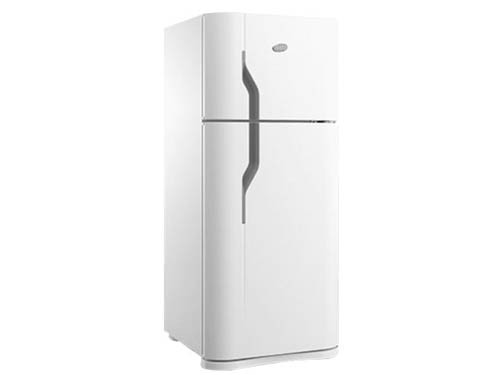 Heladera con Freezer Gafa Blanca 286 litros