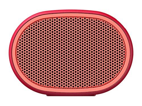 Parlante Sony Extra Bass SRS-XB01 Portátil Con Bluetooth Rojo