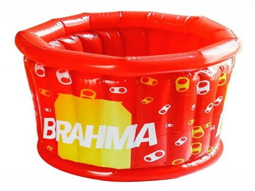 Conservadora Cooler Inflable Brahma 60 Litros