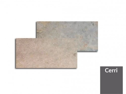 Piedra Ardosia Oxido 30x60 Rectificada Importada Oferta (m²)