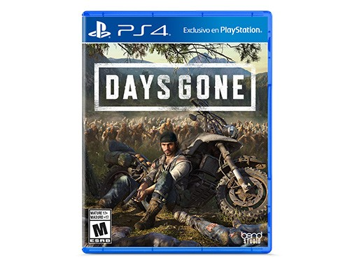 Juego Playstation 4 Days Gone Ps4 En Físico