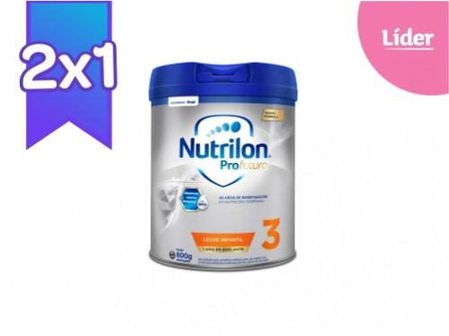 2X1 NUTRILON 3 LECHE EN POLVO  LATA X 800 G
