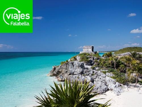 Paquete a Riviera Maya en cuotas sin interés
