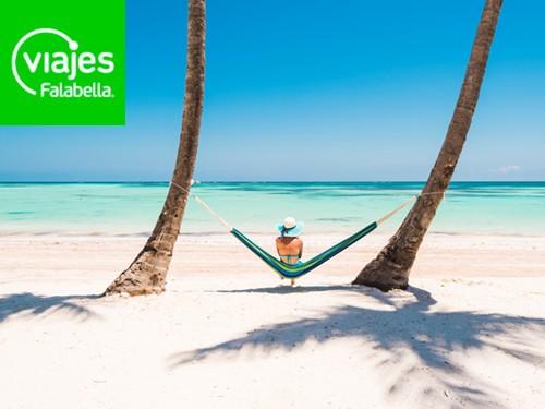 Paquete a Punta Cana en cuotas sin interés