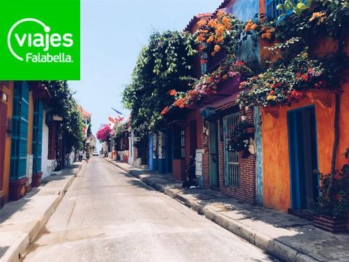 Paquete a Cartagena en cuotas sin interés