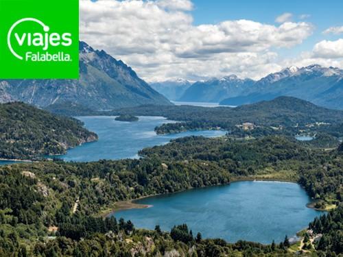 Paquete a Bariloche en cuotas sin interés
