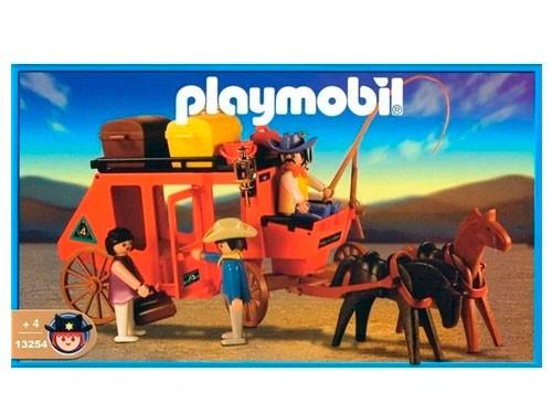 Playmobil Diligencia 13254