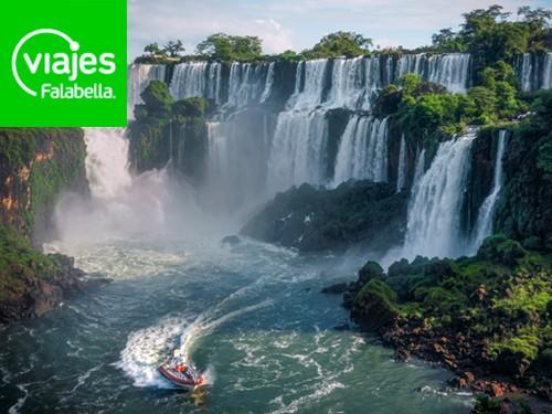Paquete a Iguazú en cuotas sin interés