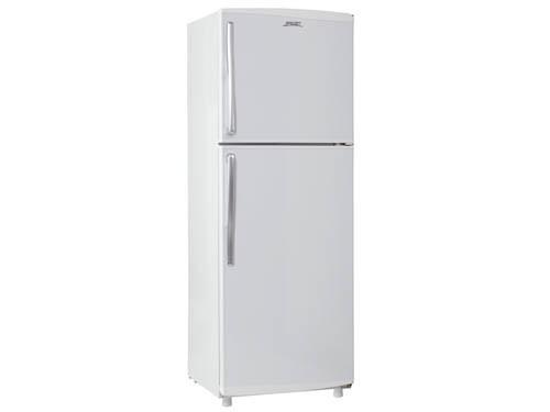 Heladera Con Freezer 350lts Blanca Briket