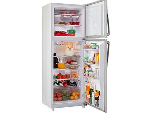 Heladera Inverter con Freezer 365lts Blanca Briket
