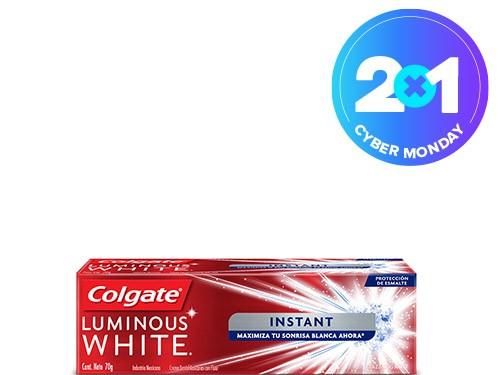 Crema Dental Colgate Luminous White Instant 70g