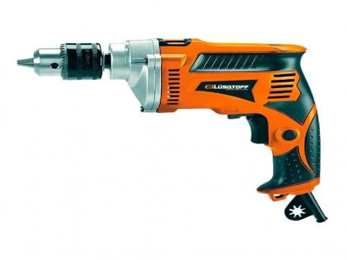 Taladro Percutor Lusqtoff 13mm 710w Profesional Vel Variable