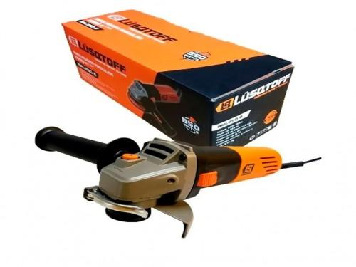 Amoladora Angular 115mm 850w Lusqtoff + Disco Aml850 4 1/2
