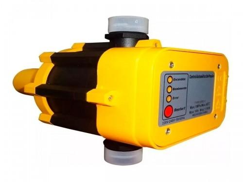 Regulador Control Automático Presión Agua Lusqtoff Mps-1