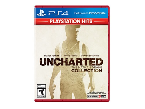 Uncharted Nathan Drake Collection Hits Sony Juego Fisico Ps4