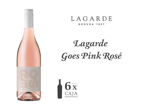 Lagarde Goes Pink Rosé 2020