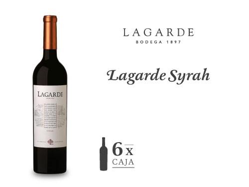 Lagarde Syrah 2018