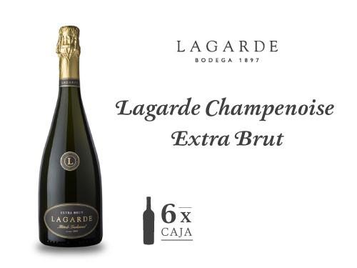 Lagarde Champenoise Extra Brut