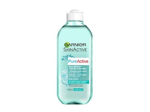 Agua Micelar Garnier Pure Active x 400 ml
