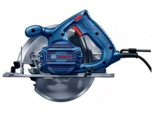 Sierra Circular 185mm 1500w Bosch Gks 150 + Disco + Guía