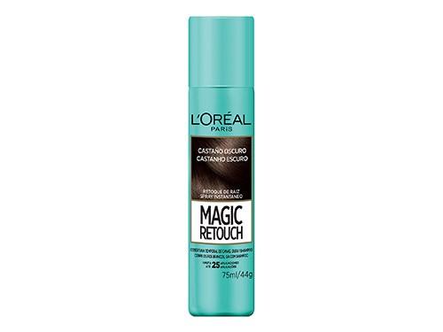 Spray Retocador De Raices Magic Retouch Loreal Paris, tono a eleccion