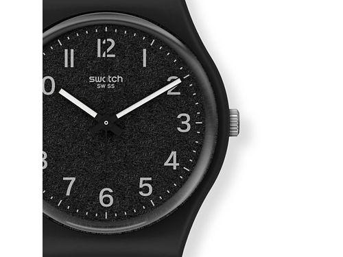 Reloj Análogo Unisex color negro - Swatch